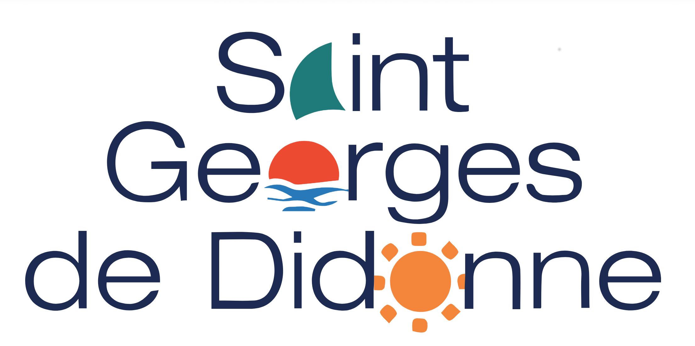 Logo de Saint Georges de Didonne - 2210X1100